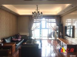 新上房源汉口江滩旁外滩棕榈泉 朝南看江三房拎包入住 诚心出售