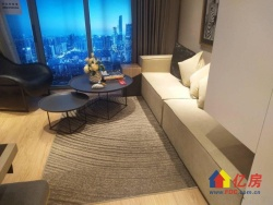 武汉汉阳区四新天祥广场 双地铁口二环边一室一厅精装 交通便利