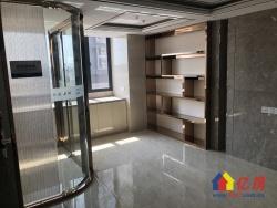 二七滨江商务区5.4米层高带天然气的房子 首付只需40万