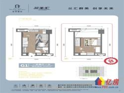 汉阳滨江地段,永旺旁,地铁口,百变复式楼,低总价,值得购买