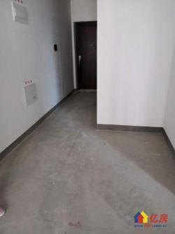 三环口华润翡翠城 毛坯好两房 中间楼层  有钥匙