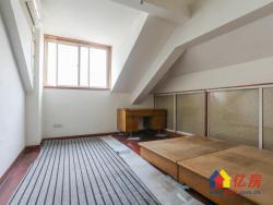汉口花园二期坡顶复式,步梯,老证,居住舒适