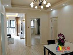 美林青城 对口武昌寄宿小学 精装高层两室两厅朝南户型 急售