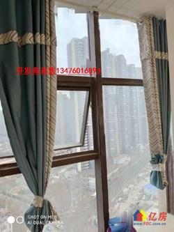 联泰香域水岸带天然气公寓单价1.3万毛坯现房