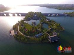 新房直销:汉川天屿湖被誉为武汉后花园,自住养老,休闲旅游度假