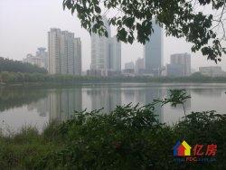 西北湖边两湖总都 高层洋房 5房3卫 高层湖边豪宅