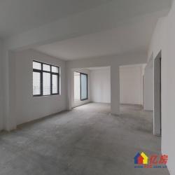 武汉地产 1梯2户  3房2个卫生间 16平露台不计产权面积