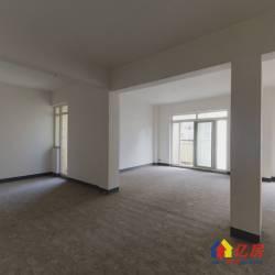 汉口花园三期 全南户型 纯毛坯 客厅房间带阳台