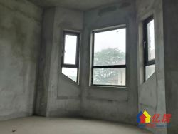 武汉独栋别墅群 保利十二橡树庄园 清水毛坯 产证满五年无税
