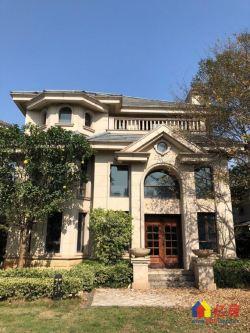 武汉长岛高档别墅 出售二线临湖视野开阔花园540平