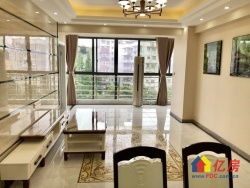 台北路湖景房 利源公寓 精装三房 超大阳台 送地暖品牌家具家