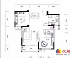 东湖高新区 森林公园 统建天成美雅 2室2厅1卫 88㎡