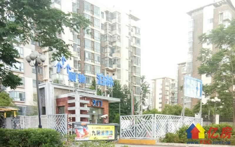 次新房 南北通透 3室2厅2卫,武汉东西湖区金银湖金银湖畔环湖路8号顺驰柏林二手房3室 - 亿房网