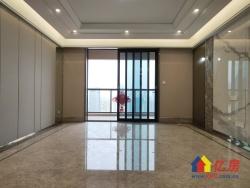 王家CBD 华发中城荟 豪华装四室 高层南北通透 电梯入户!