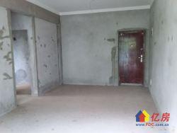 美加湖滨新城 毛坯电梯可改两房 两证满二 户型方正 随时看房