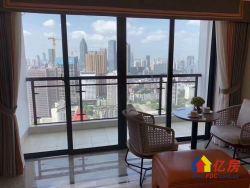 新房无税+汉口+香港路地铁口+单价2.2万起送精装+首付三成