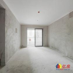 盛世江城毛坯两房,中间楼层采光充足,小区总价低