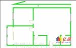 三星公寓 对口韩小  老证无税  拎包入住 产权清晰 诚售,武汉硚口区古田硚口区古田五路(市76中对面)二手房3室 - 亿房网