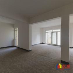 汉口花园三期  纯毛坯 客厅房间带阳台 95平160W
