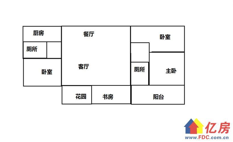 北湖西路 一楼精装4房 对北湖小学 送小花园阳台证满,武汉江汉区新华西北湖路14号二手房4室 - 亿房网