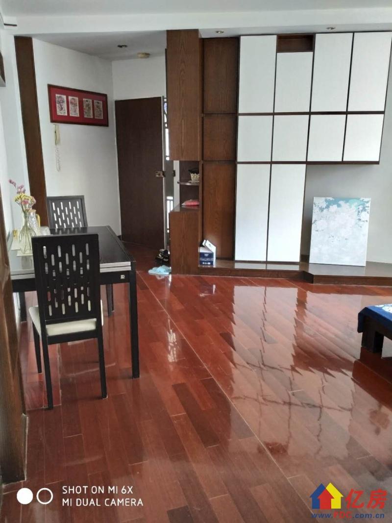 常青花园四区精装大三房,近地铁邻永旺学校就在小区里,武汉东西湖区常青花园康居物业二手房3室 - 亿房网
