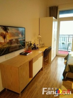 二环内小户型公寓三地铁交汇平层精装复式毛坯均价1.4万