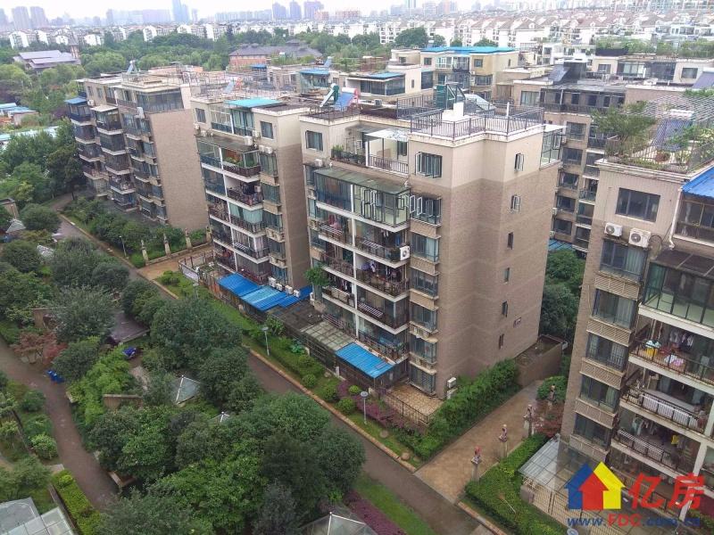 双阳台中间楼层正规三房看房方便老证,武汉东西湖区常青花园东西湖区公园南路129号二手房3室 - 亿房网