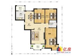 徐东群星城 成熟社区 南北通透三房 超低单价 机会不容错过