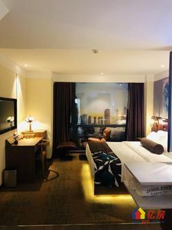 光谷东 5.4米层高双层公寓 自住享两层 收双倍 率8个点