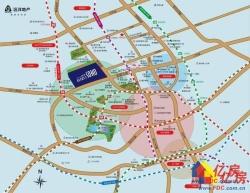 远洋心汉口+二环线汉口火车站旁40-155平公寓包租十年,收