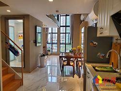 不限购宏图大道 三地铁交汇5.2米复式楼特价3房使用面积大100多平