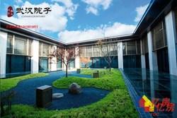 泰禾武汉院子新中式买3得5带大花园双车库