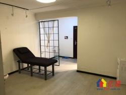 江汉路D铁口宝利金二期两证已满2年1房1厅办公精装电梯好房出