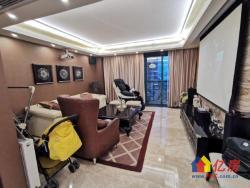 怡景花园高层三房出售 江边一线豪宅 豪华装修带暖气 实地拍摄