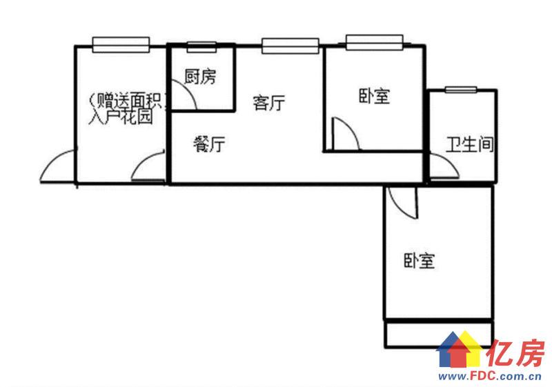 钟家村140万的电梯三房哪里找,请看这里 有钥匙随时看,武汉汉阳区钟家村汉阳钟家村拦江路归元寺旁边二手房3室 - 亿房网