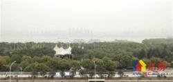 滨江苑二期纯复式 前看江景后观花园 无遮挡 难得遇见一套