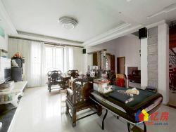 精装修独栋别墅,花园面积229平不临街,老证无增值税
