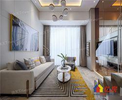 葛洲坝龙湖江宸范湖地铁口复式l0ft公寓单价1万9出租自住两相宜
