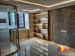 (准现房)百步亭现代城+5.4米层高loft+天然气入户+一线瞰江