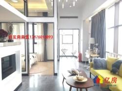 青山滨江商务区江景房,小跃层天然气入户,直接认购