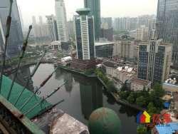 楼王!中环大厦顶层复式超大楼台可用单价1.7万