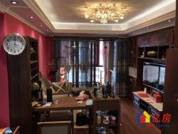 广电兰亭时代豪华装修94平 南北通透 边户 楼层