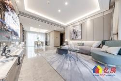 万科玉玺滨江,品牌物业,核心地段,精装修三室两厅,居住适宜