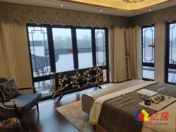世茂龙湾十期国风别墅,山水合院联排,一手新房不限购,送大花园