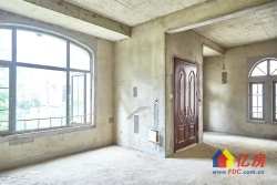 碧桂园生态城 双拼上下5个房间 带老人房