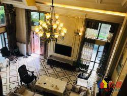 碧海豪装独栋带500平大花园 外墙钢挂 大气奢华 随时可看!