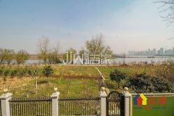 碧海花园精装一线临湖独栋别墅背有靠山前可聚财  400平花园
