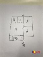 天门墩小区  精装2室1厅 南北通透 4楼楼层 满五税低,武汉江汉区菱角湖万达天门墩10号二手房2室 - 亿房网