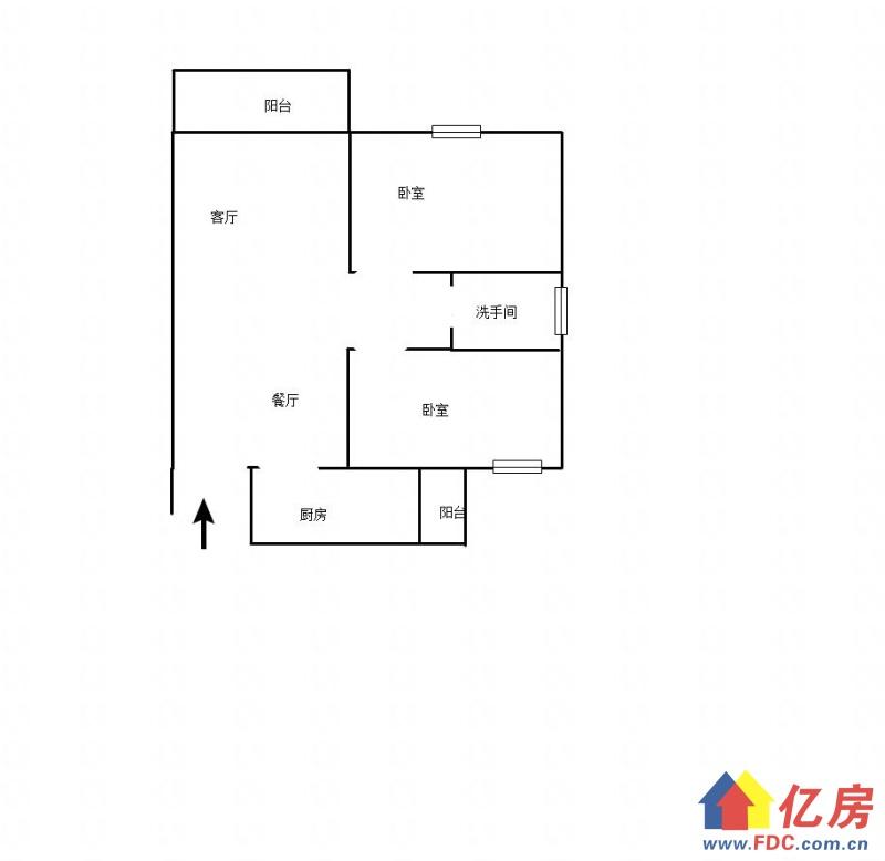 品质楼盘,,,阳光城,4期,精装2房,老证,全新房。,武汉武汉经开沌口经济技术开发区车城西路与沌阳大道交汇处二手房2室 - 亿房网