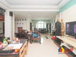 碧海花园独栋别墅 精装修带400平私人庭院 上下三层随时看房